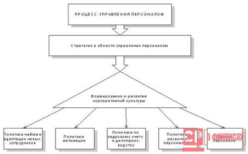 системы управления персоналом организации Совершенствование системы управления персоналом организации